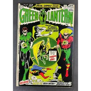 Green Lantern (1960) #88 FN+ (6.5) Neal Adams Gil Kane Showcase #23 Reprint