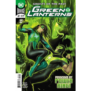 Green Lanterns (2016) #47 VF/NM (9.0) or better cover A