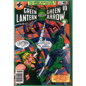 Green Lantern (1960) #119 VF+ (8.5) w/Green Arrow