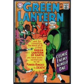 Green Lantern (1960) #55 VG/FN (5.0) Green Lantern Corps Part 1 of 2