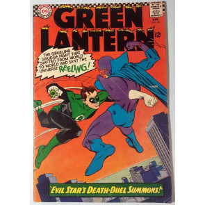 Green Lantern (1960) #44 VG (4.0)