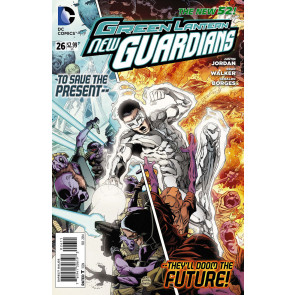 Green Lantern: New Guardians (2011) #26 VF/NM The New 52!