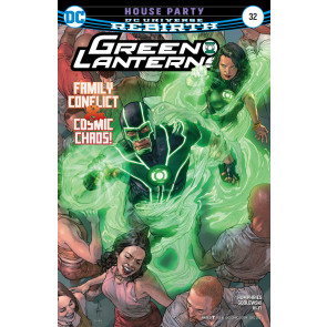 Green Lanterns (2016) #'s 32 33 34 35 36 37 38 39 40 41 42 43 44 45 46 47 Set