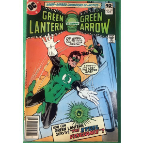 Green Lantern (1960) #121 FN+ (6.5) w/Green Arrow & Black Canary