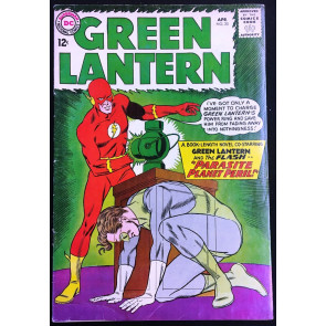 Green Lantern (1960) #20 GD/VG (3.0) Flash crossover and cover