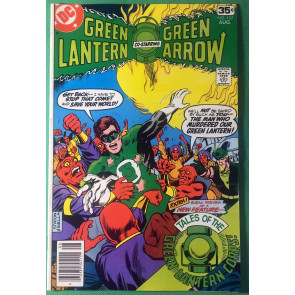 Green Lantern (1960) #107 VG/FN (5.0) w/Green Arrow Tales of the G.L. Corps
