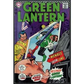 Green Lantern (1960) #54 FN+ (6.5)