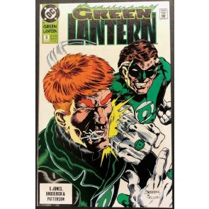 Green Lantern (1990) #3 VF/NM Pat Broderick Art Hal Jordan