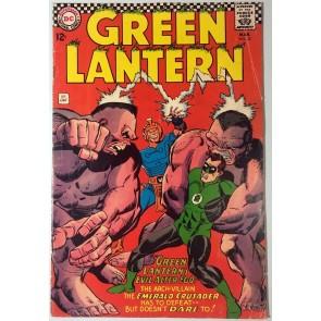 Green Lantern (1960) #51 VG (4.0)