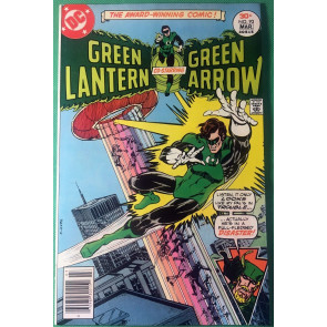 Green Lantern (1960) #93 VF- (7.5) with Green Arrow