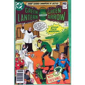 Green Lantern (1960) #122 Arrow NM (9.4) 2nd app Guy Gardner as Green Lantern