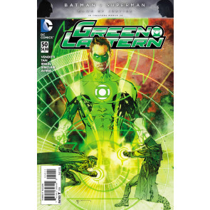 GREEN LANTERN (2011) #50 VF/NM
