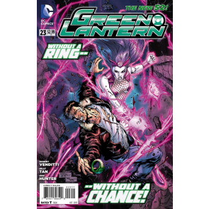 GREEN LANTERN #23 VF/NM THE NEW 52!