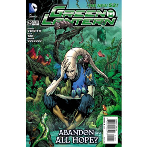 GREEN LANTERN #29 VF/NM THE NEW 52!