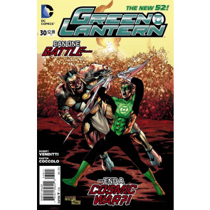 GREEN LANTERN #30 VF/NM THE NEW 52!