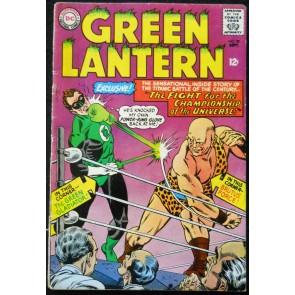 GREEN LANTERN #39 VG