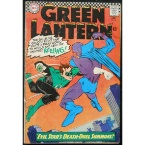 GREEN LANTERN #44 VG+