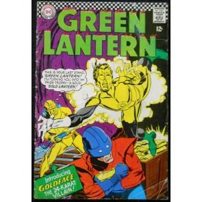 GREEN LANTERN #48 VG/FN