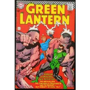 GREEN LANTERN #51 FN