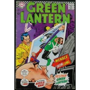 GREEN LANTERN #54 FN