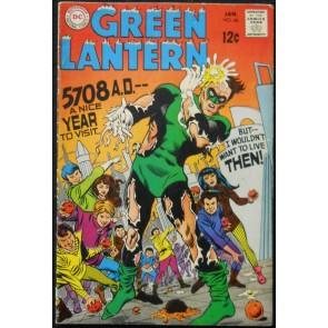 GREEN LANTERN #66 FN+