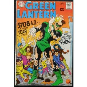 GREEN LANTERN #66 VF