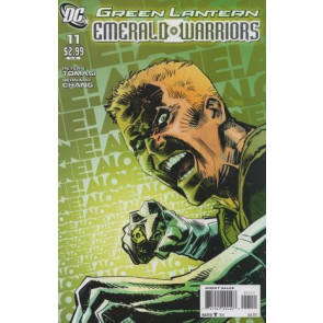 GREEN LANTERN EMERALD WARRIORS #11 NM