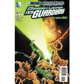 Green Lantern: New Guardians #15 VF/NM The New 52!