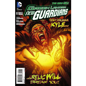 Green Lantern: New Guardians #22 VF/NM The New 52!