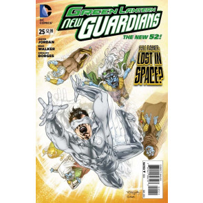 Green Lantern: New Guardians #25 VF/NM The New 52!