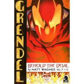 GRENDEL: BEHOLD THE DEVIL #7 OF 8 VF/NM MATT WAGNER DARK HORSE COMICS
