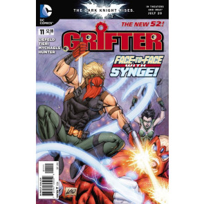 GRIFTER (2011) #11 VF/NM THE NEW 52!