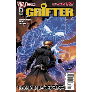 GRIFTER (2011) #3 VF/NM THE NEW 52!