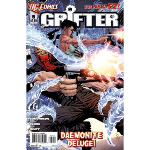 GRIFTER (2011) #5 VF/NM THE NEW 52!