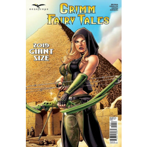 Grimm Fairy Tales 2019 Giant-Size #1 NM (9.4) Robyn Hood Cover E Zenescope