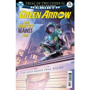 Green Arrow (2016) #'s 33-40 VF/NM Juan Ferreyra & Jamal Campbell Covers