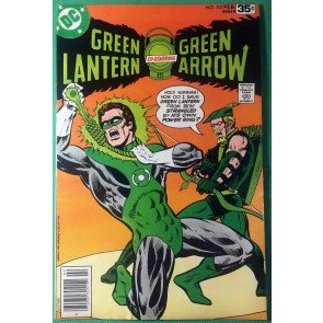 Green Lantern (1960) #101 VG (4.0) w/Green Arrow
