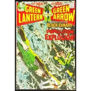 GREEN LANTERN #81 VF CLASSIC NEAL ADAMS GREEN ARROW