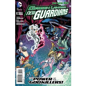 Green Lantern: New Guardians #28 VF/NM The New 52!