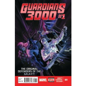 Guardians 3000 (2014) #'s 1 2 3 4 5 Near Complete VF/NM Set Alex Ross Cover