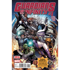 GUARDIANS OF INFINITY (2015) #1 VF/NM