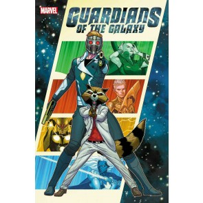 Guardians of the Galaxy (2020) #1 (#163) VF/NM