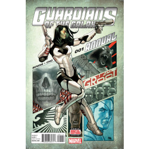Guardians of the Galaxy Annual (2015) #13 VF/NM Frank Cho