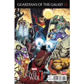 Guardians of the Galaxy (2015) #13 VF/NM Arthur Adams