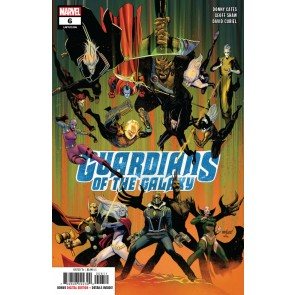 Guardians of the Galaxy (2019) #6 (#156) VF/NM David Marquez Cover