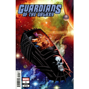Guardians of the Galaxy (2019) #1 (#151) VF/NM Ron Lim Thanos Variant Cover