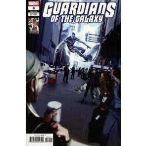 Guardians of the Galaxy (2019) #6 VF/NM Marvels 25th Anniversary Tribute Variant