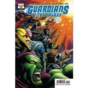 Guardians of the Galaxy (2019) #'s 7 8 9 10 11 12 + Annual #1 Complete Faithless