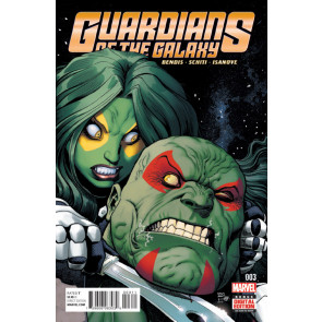 Guardians of the Galaxy (2015) #3 VF/NM Arthur Adams