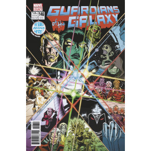 Guardians of the Galaxy (2017) #146 VF/NM 2nd Printing Variant Cover